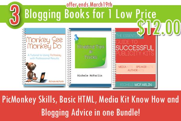 Blogging Bundle Sale