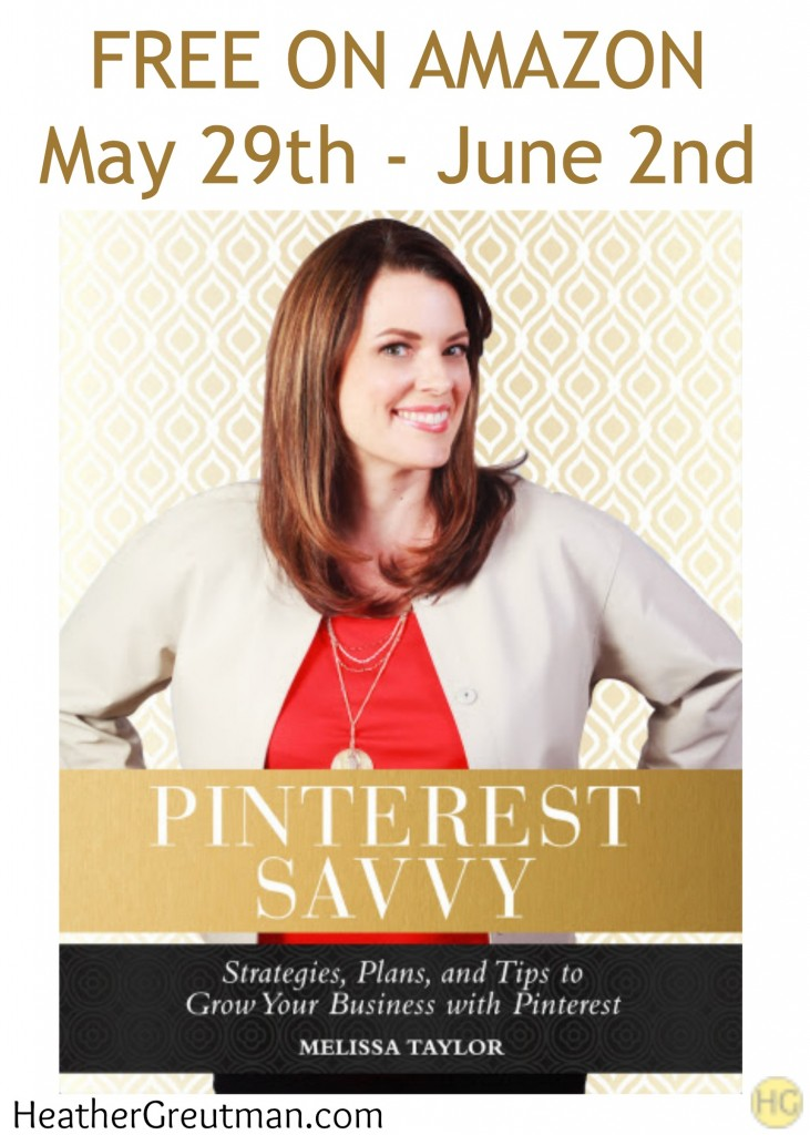 Pinterest Savvy Free on Amazon